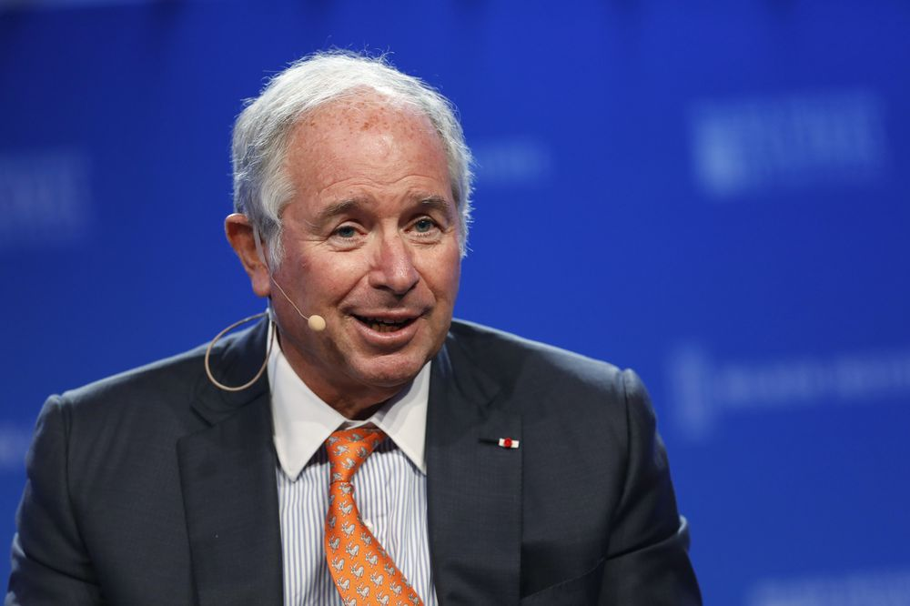 Schwarzman is the chief executive officer (CEO) of the private equity firm Blackstone and one of the famous US billionaires