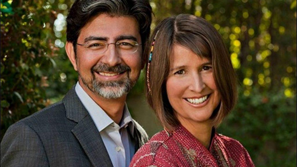 Pierre dan Pam Omidyar